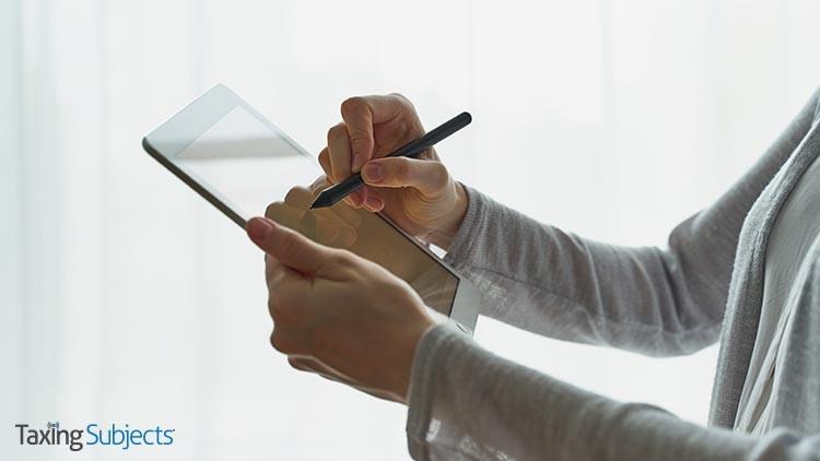 AICPA Seeks Permanent Guidance on e-Signatures