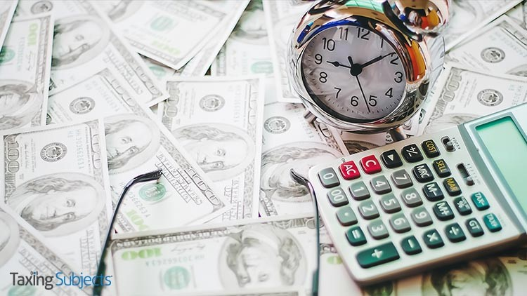 AICPA Seeks More Time for Filing as Deadline Looms