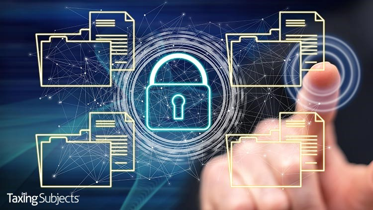 Make a Plan to Protect Your Data and Report Theft
